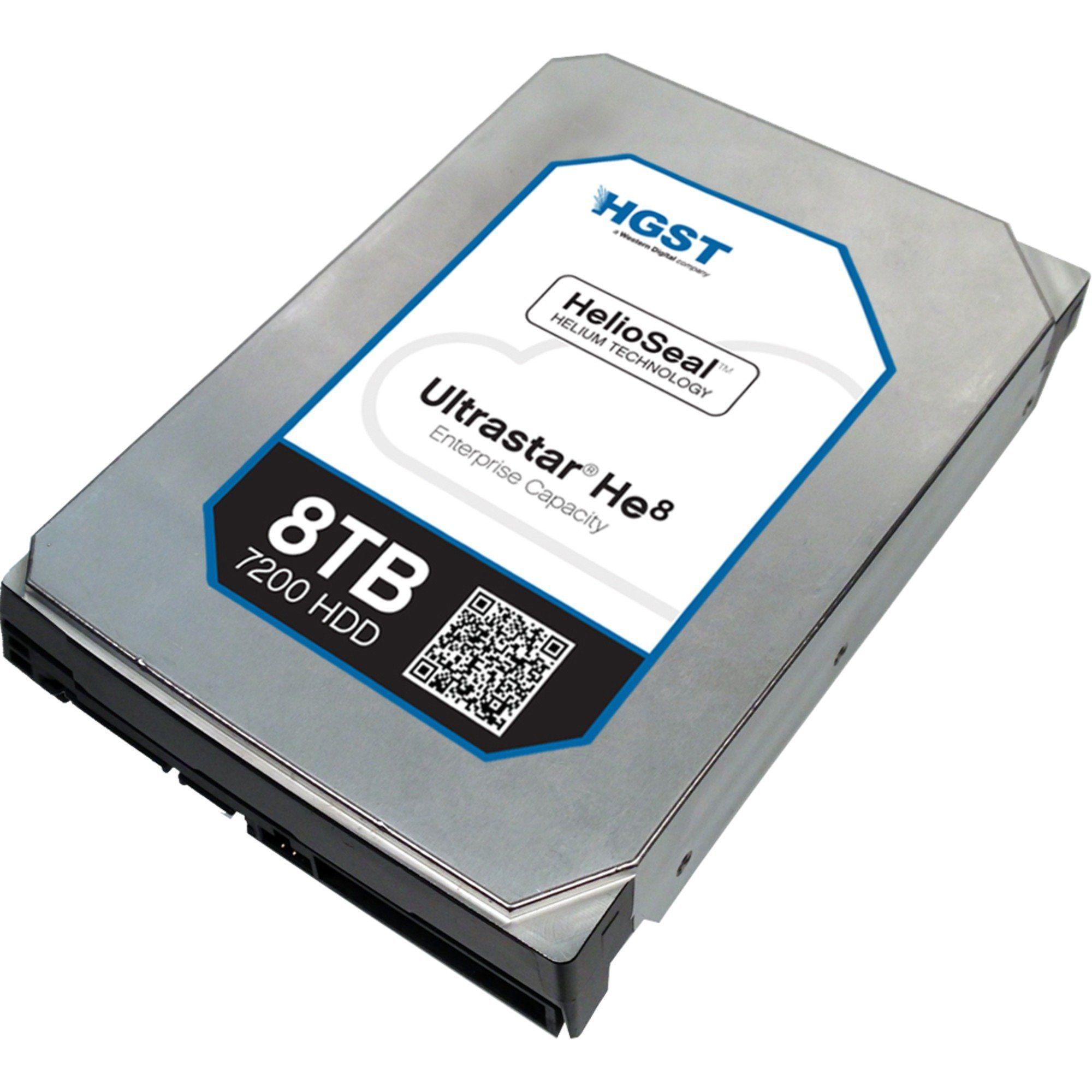 HGST Festplatte »HUH728080AL5200 8 TB (512e)«