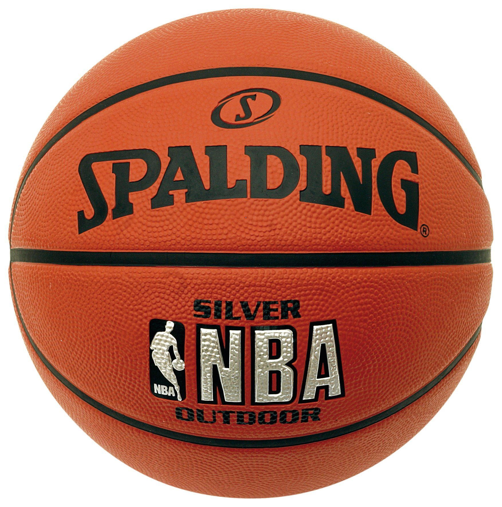 SPALDING NBA Silver Outdoor (73-285Z) Basketball