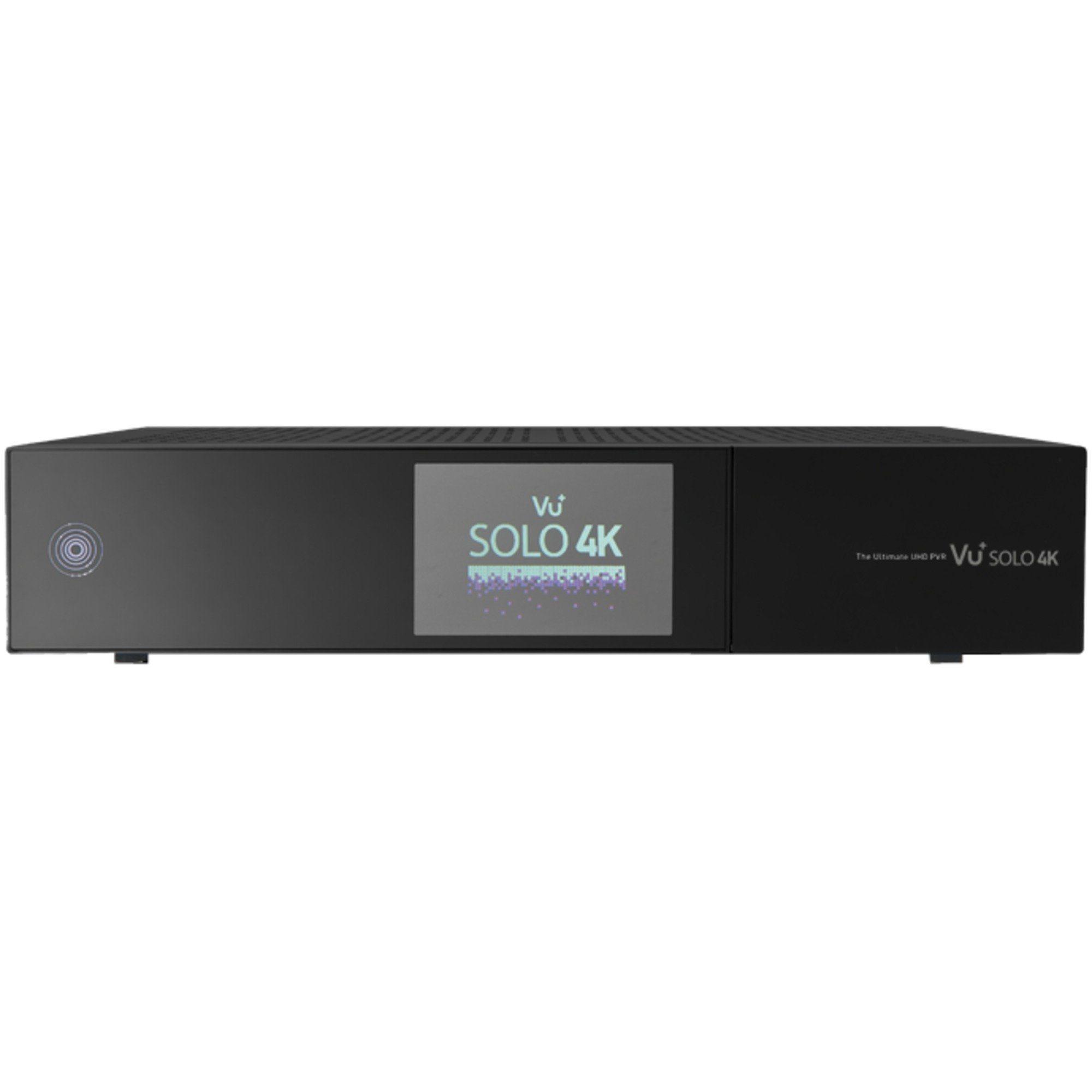 VU+ Sat-Receiver »Solo 4K«