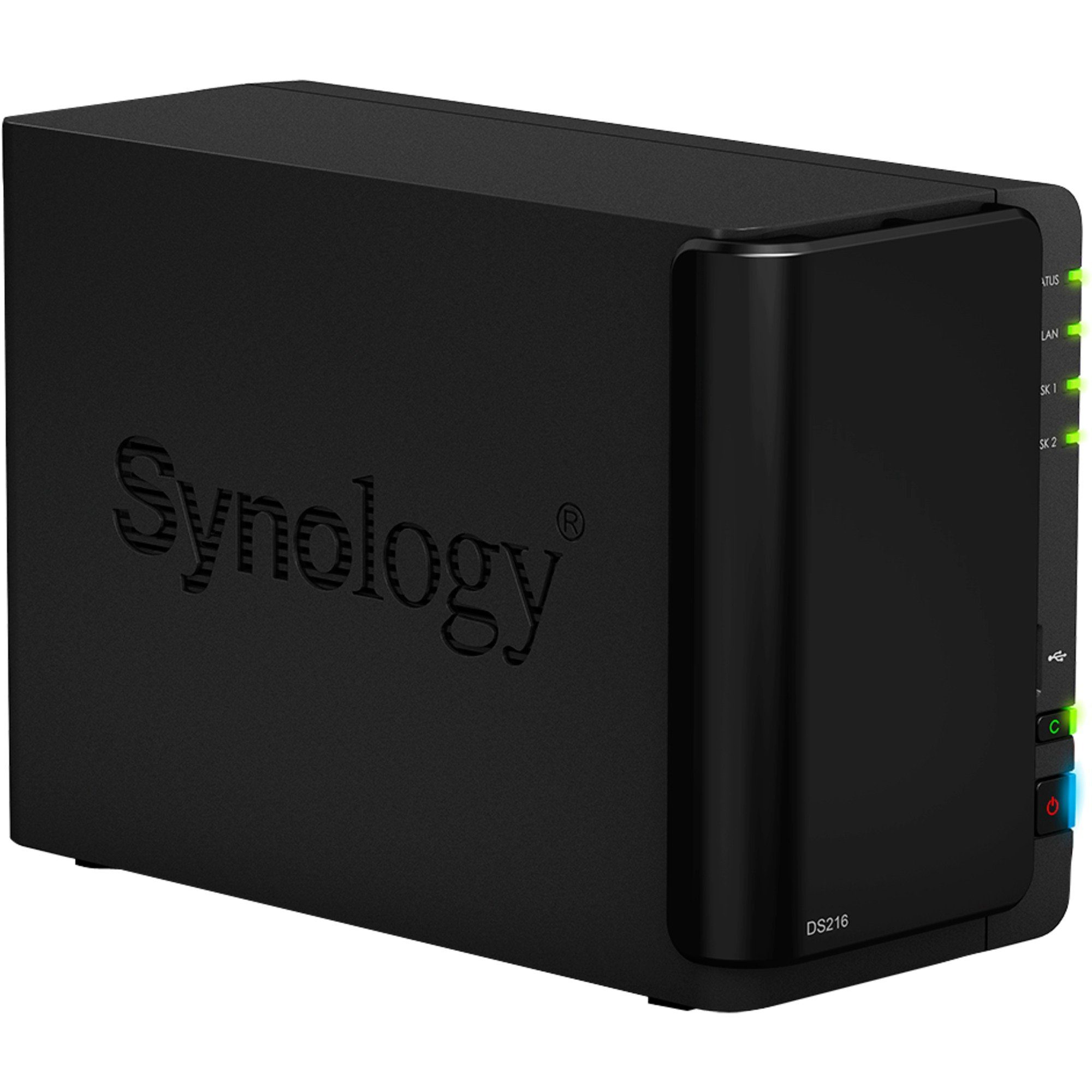 Synology NAS »DS216 2Bay NAS«