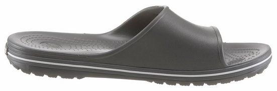 Crocs Crocband II Slide Pantolette, mit feinen Noppen