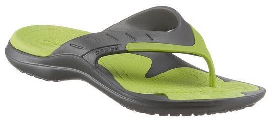 Crocs Modi Sport Flip Zehentrenner, mit feinen Massagenoppen