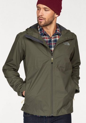 The North Face Funktionsjacke EXTENT SHELL, wasser- und winddicht