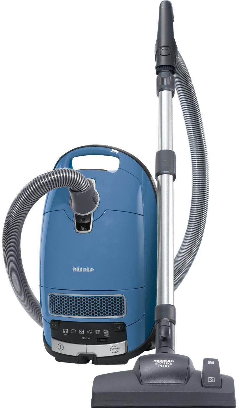 Miele Bodenstaubsauger Complete C3 Allergy EcoLine, 550 Watt, mit Beutel