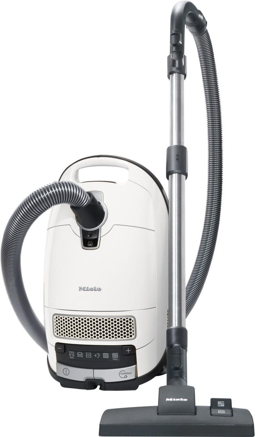 Miele Bodenstaubsauger Complete C3 Silence EcoLine, 550 Watt, mit Beutel