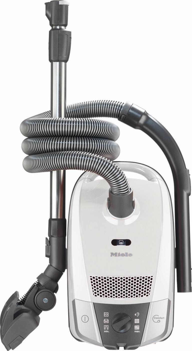 Miele Bodenstaubsauger Compact C2 Allergy EcoLine, 550 Watt, mit Beutel