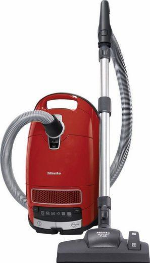 Miele Bodenstaubsauger Complete C3 Red EcoLine, 550 Watt, mit Beutel