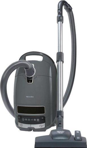 Miele Bodenstaubsauger Complete C3 Excellence EcoLine, 550 Watt, mit Beutel, Graphitgrau