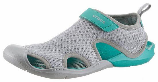 Crocs Swiftwater Mesh Sandal Sandale, mit praktischem Klettverschluss