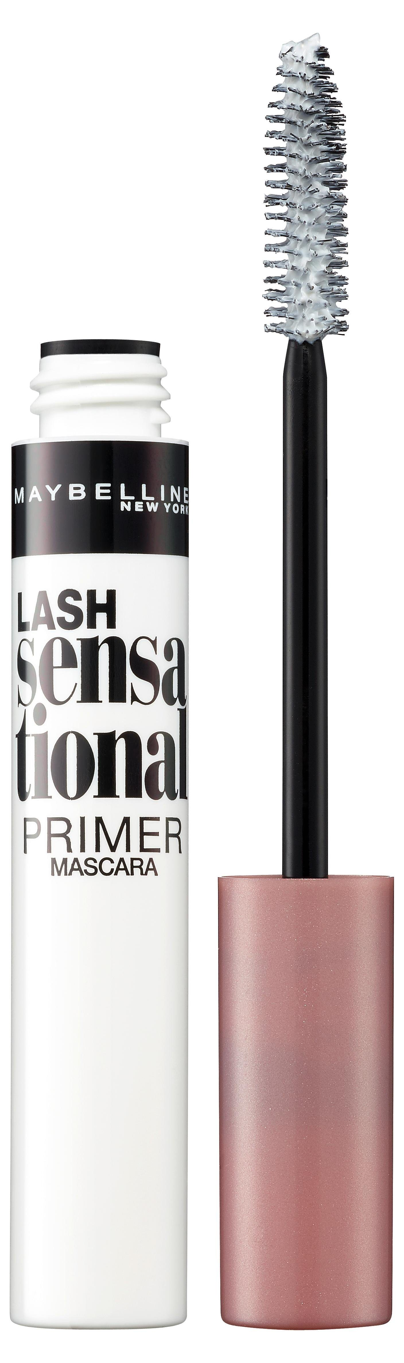 Maybelline New York, »Lash Sensational Primer«, Mascara