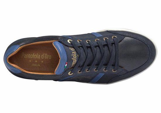 Slipper Gold Mondovi Man Low Sneakers