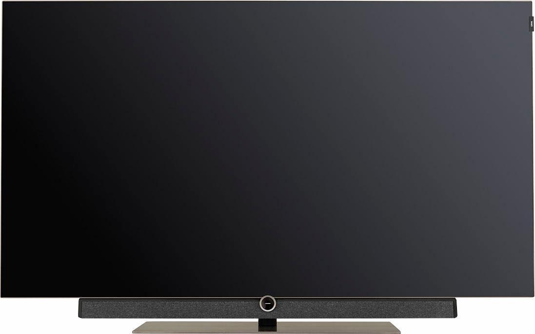 Loewe bild 5.65 set OLED-Fernseher (164 cm/65 Zoll, 4K Ultra HD, Smart-TV)