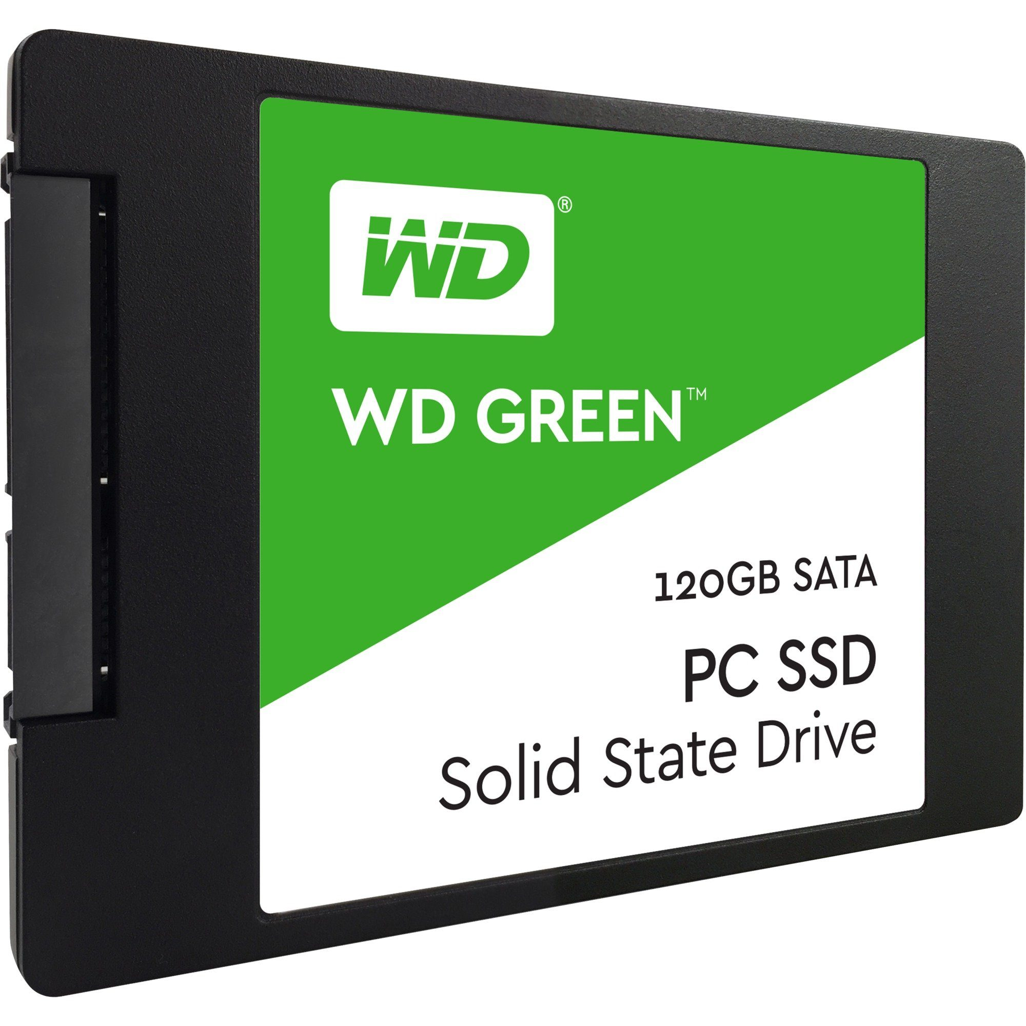 Western Digital Solid State Drive »Green PC 120 GB«
