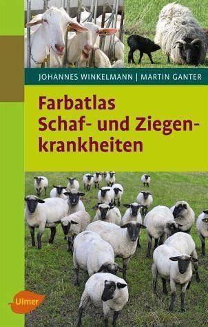 Gebundenes Buch »Farbatlas Schaf- und Ziegenkrankheiten«