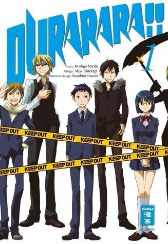 Broschiertes Buch »Durarara!! / Durarara!! Bd.1«