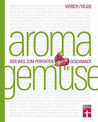 Gebundenes Buch »Aroma Gemüse«