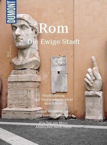 Broschiertes Buch »DuMont Bildatlas 14 Rom«