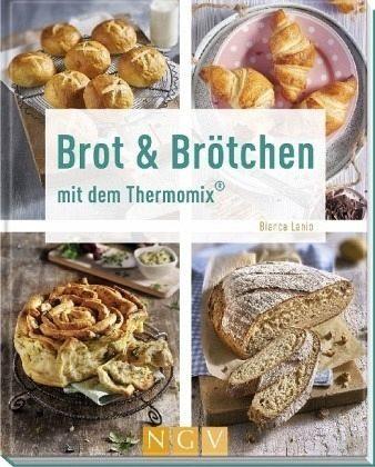 Gebundenes Buch »Brot & Brötchen mit dem Thermomix®«