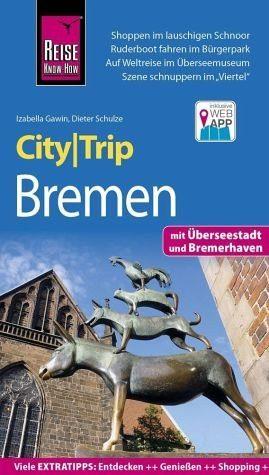 Broschiertes Buch »Reise Know-How CityTrip Bremen mit...«