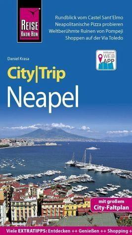 Broschiertes Buch »Reise Know-How CityTrip Neapel«