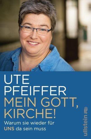 Broschiertes Buch »Mein Gott, Kirche!«