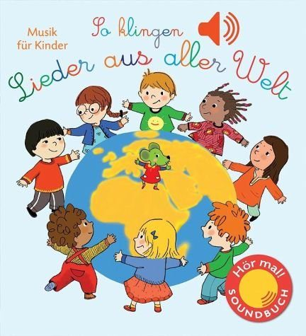 Gebundenes Buch »So klingen Lieder aus aller Welt«