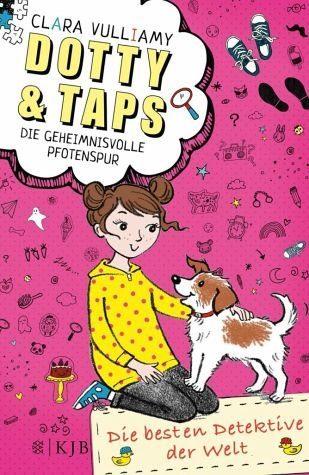 Gebundenes Buch »Die geheimnisvolle Pfotenspur / Dotty und Taps...«