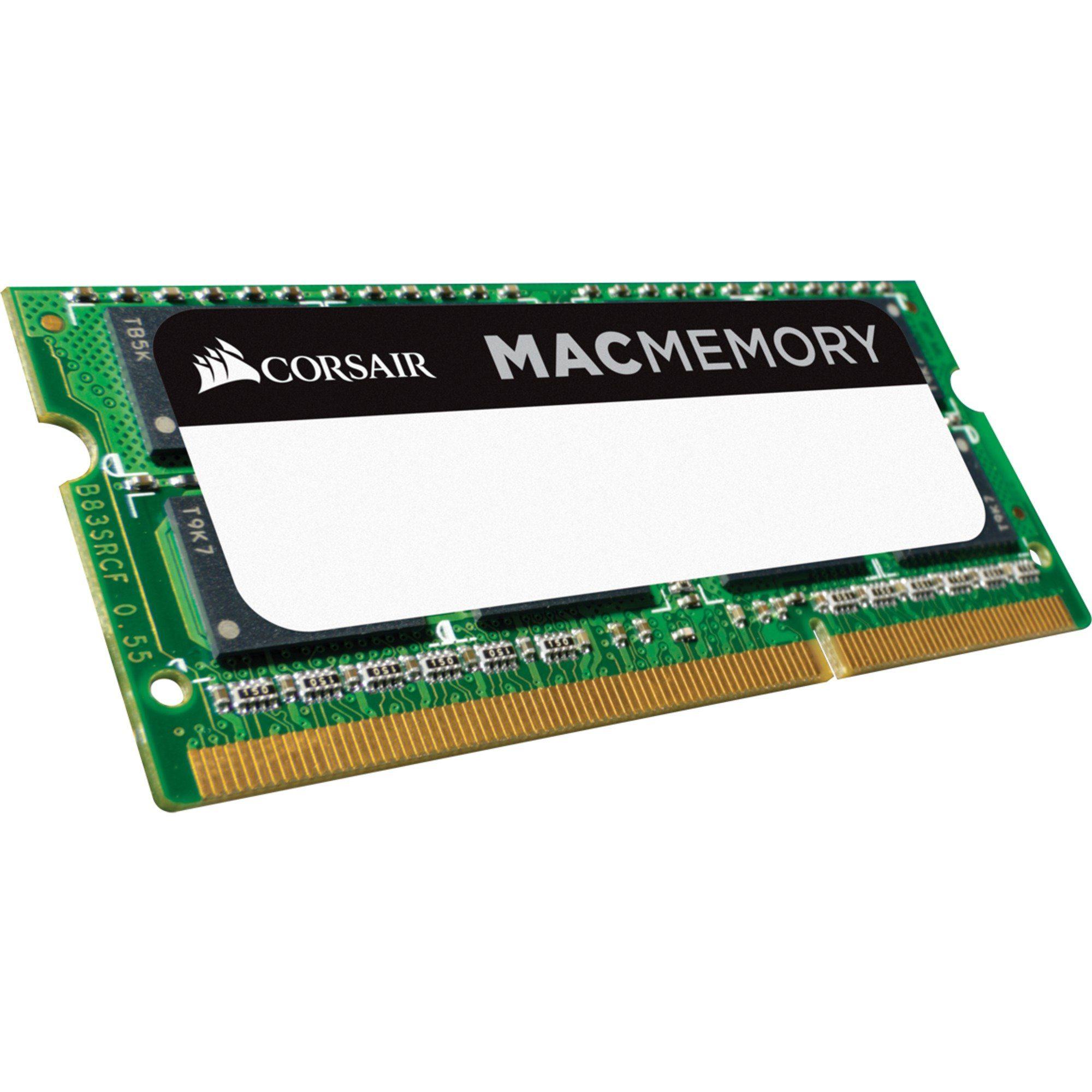 Corsair Arbeitsspeicher »SO-DIMM 16 GB DDR3L-1866 Kit«