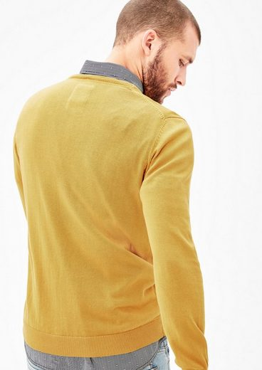 s.Oliver RED LABEL Pullover aus Feinstrick