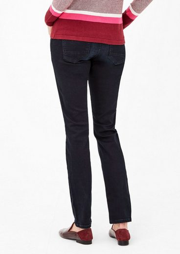 s.Oliver RED LABEL Shape Slim: Coloured Denim