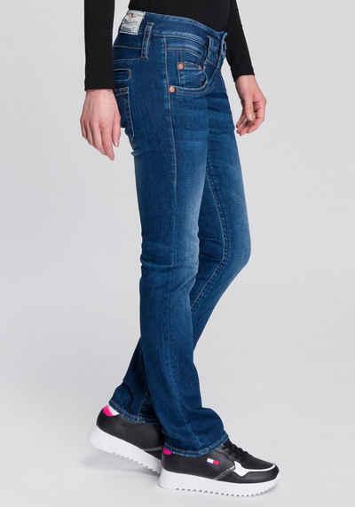 Herrlicher Gerade Jeans »PITCH STRAIGHT ORGANIC« umweltfreundlich dank Kitotex Technology