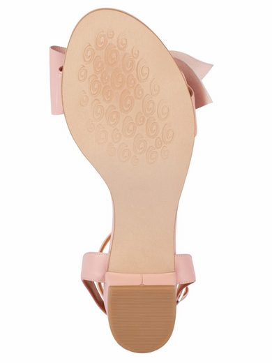 Sandale Heine Avec Application En Boucle