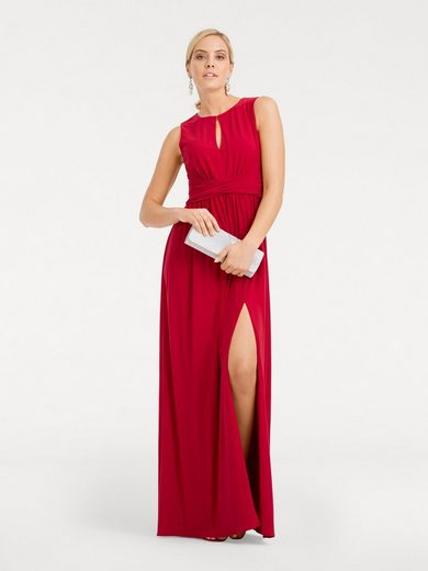 ASHLEY BROOKE by Heine Abendkleid hoch geschlitzt