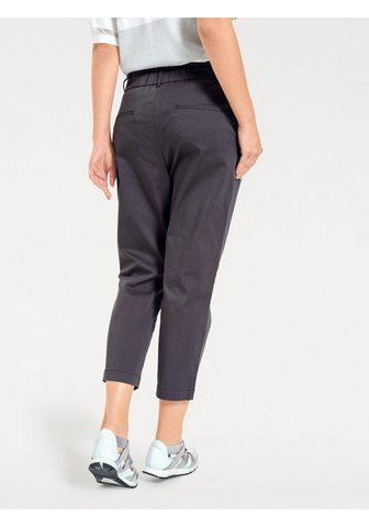 CASUAL брюки узкие с Bundfalten