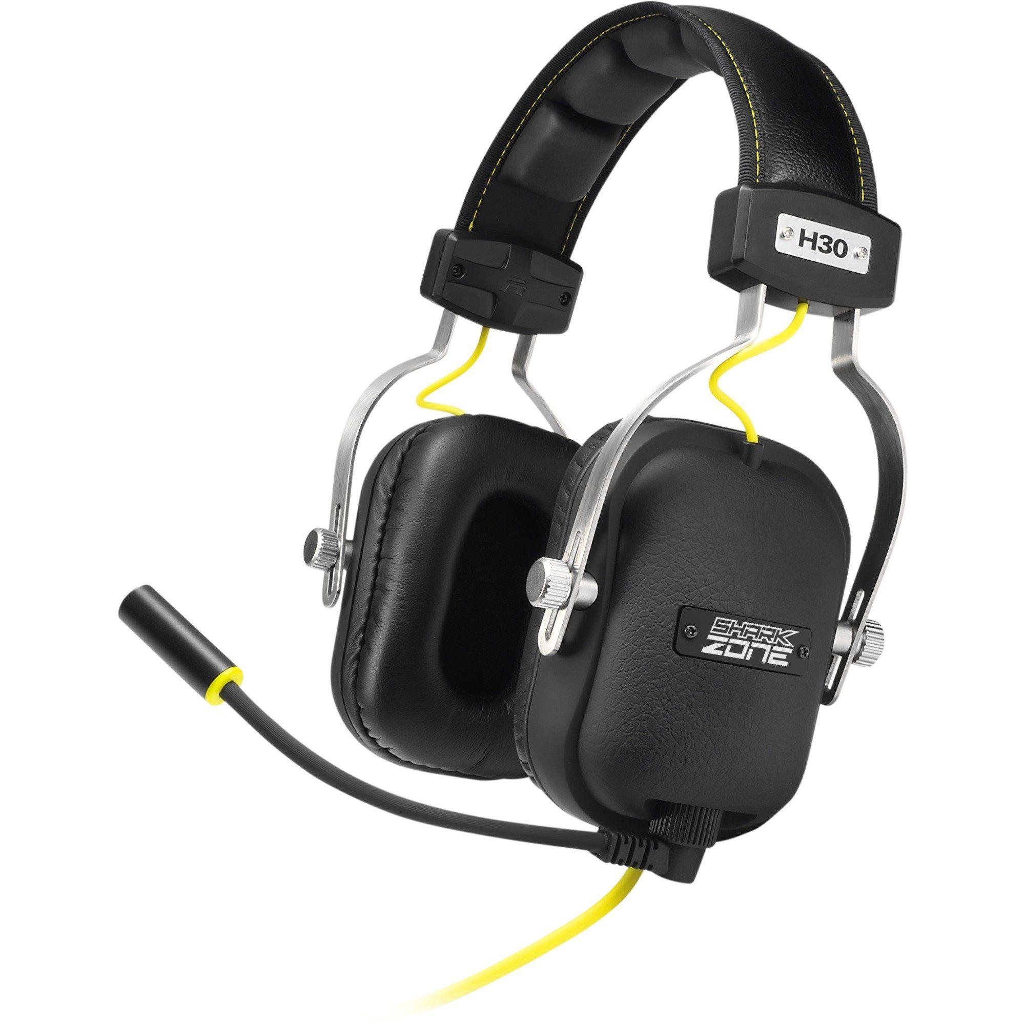 Sharkoon Headset »SHARK ZONE H30«