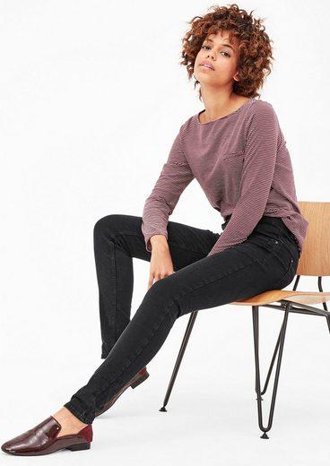 S.oliver Red Label Shape Superskinny: Stretch-jeans