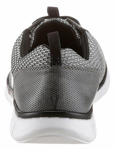 Mit strukturierung Sneaker Stylischer Rieker Waben 5wYUXqqC