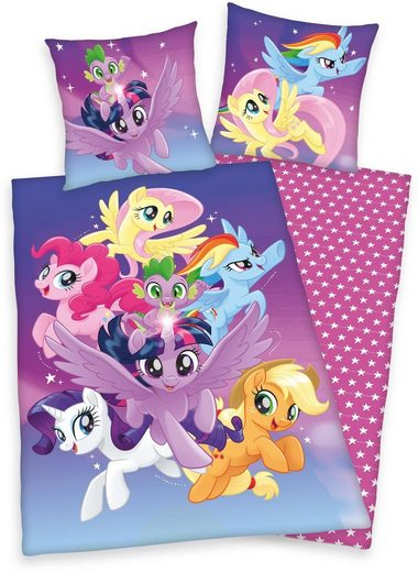 kinderbettw sche my little pony mi motiv kaufen otto. Black Bedroom Furniture Sets. Home Design Ideas