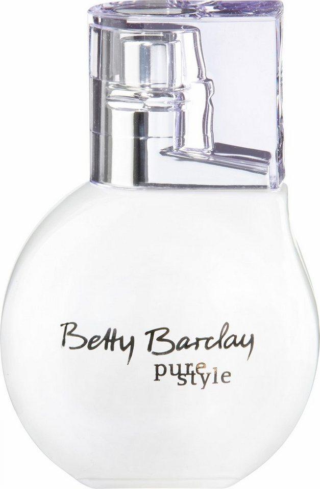 Betty Barclay Eau de Toilette »Pure Style« kaufen | OTTO