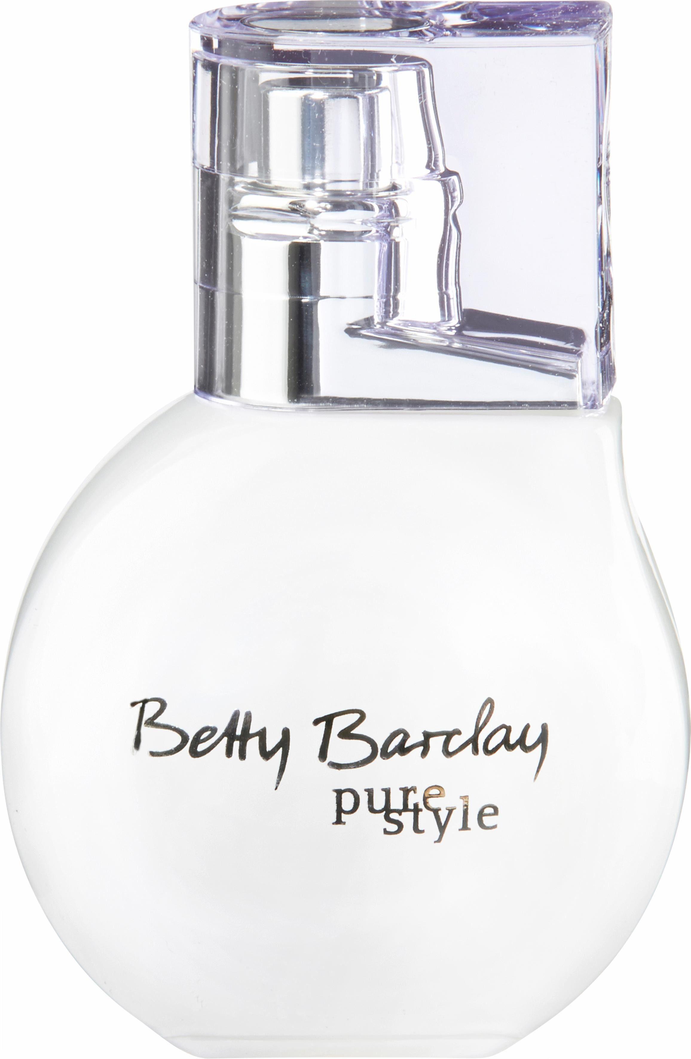 Betty Barclay, »Pure Style«, Eau de Toilette