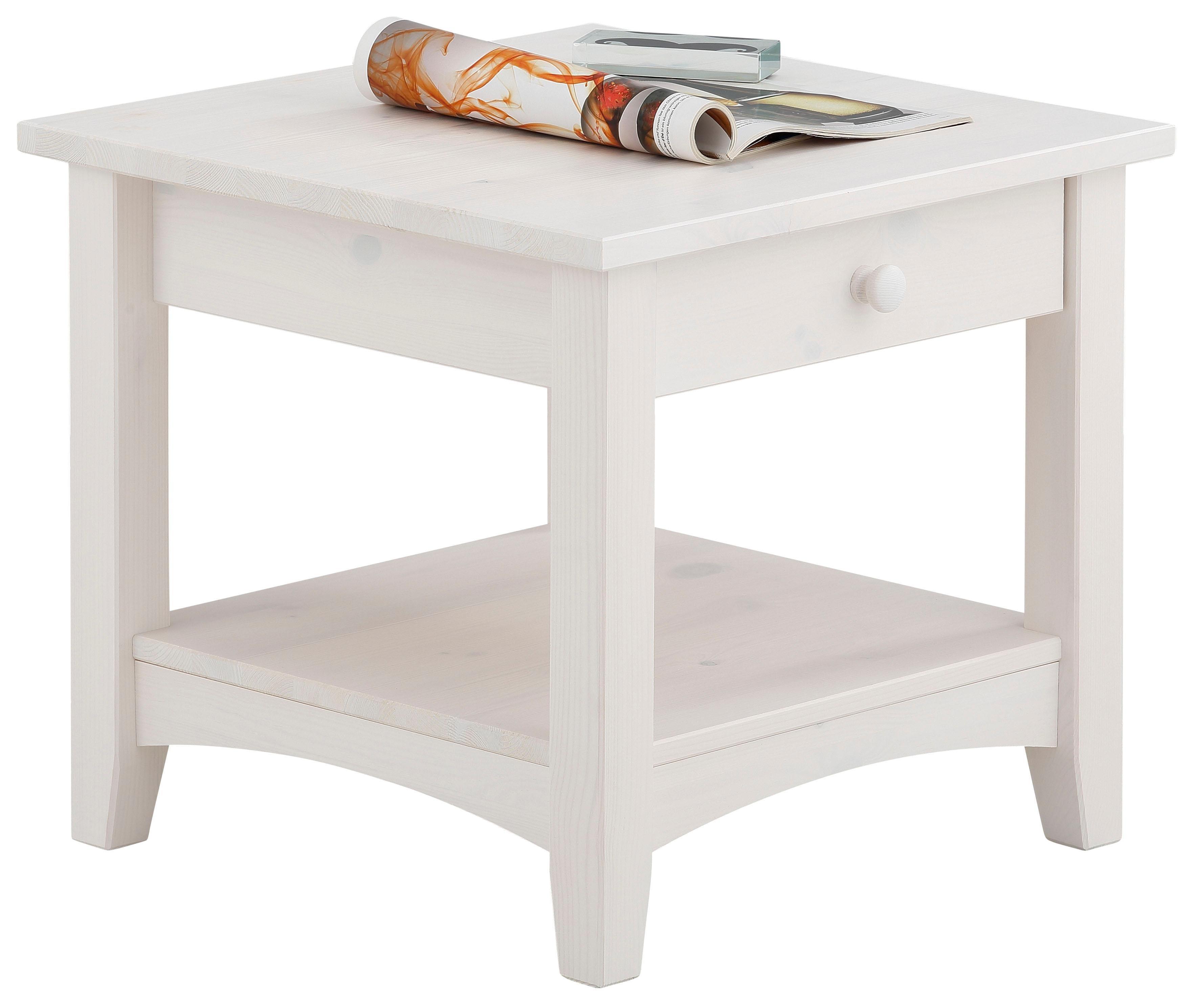 Home affaire Couchtisch »Tommy«, mit Ablegeboden und praktischen Schubladen in 3 verschiedenen Farben. | Wohnzimmer > Tische > Couchtische | Glanz | Home affaire