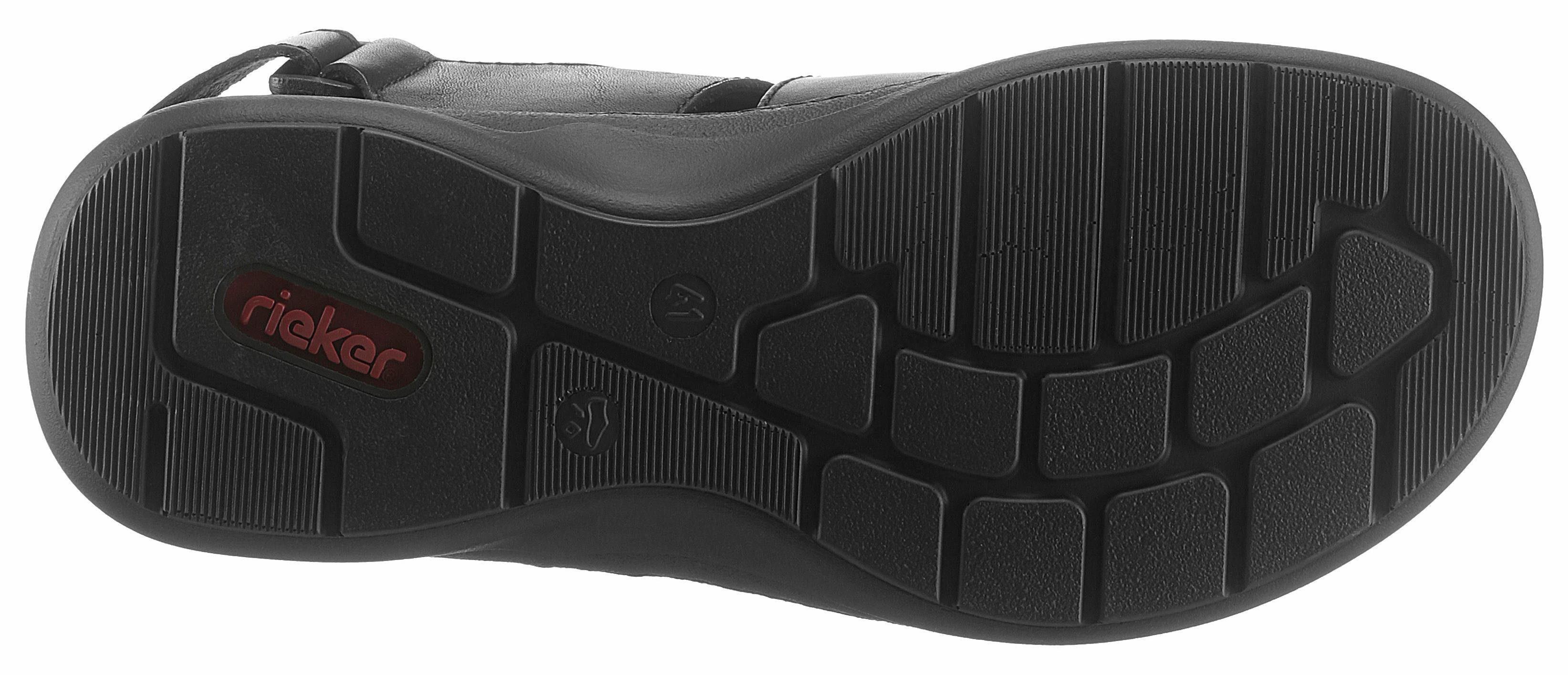 Schwarz Sandale Rieker Komfortablen Mit Artikel nr Kaufen 7027646041 3 Riemchen zqd6xwqr