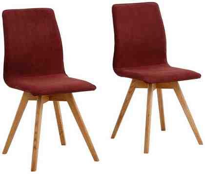 andas Stühle »Rania«, im 2er, 4er oder 6er- Set, ohne Steppung