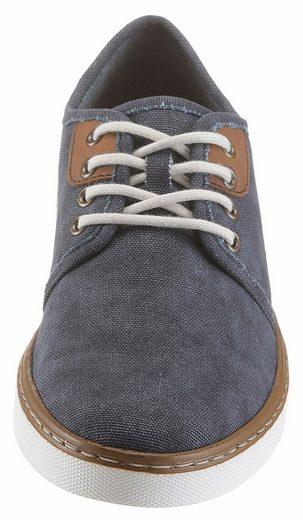 Rieker Sneaker With Heel Insert