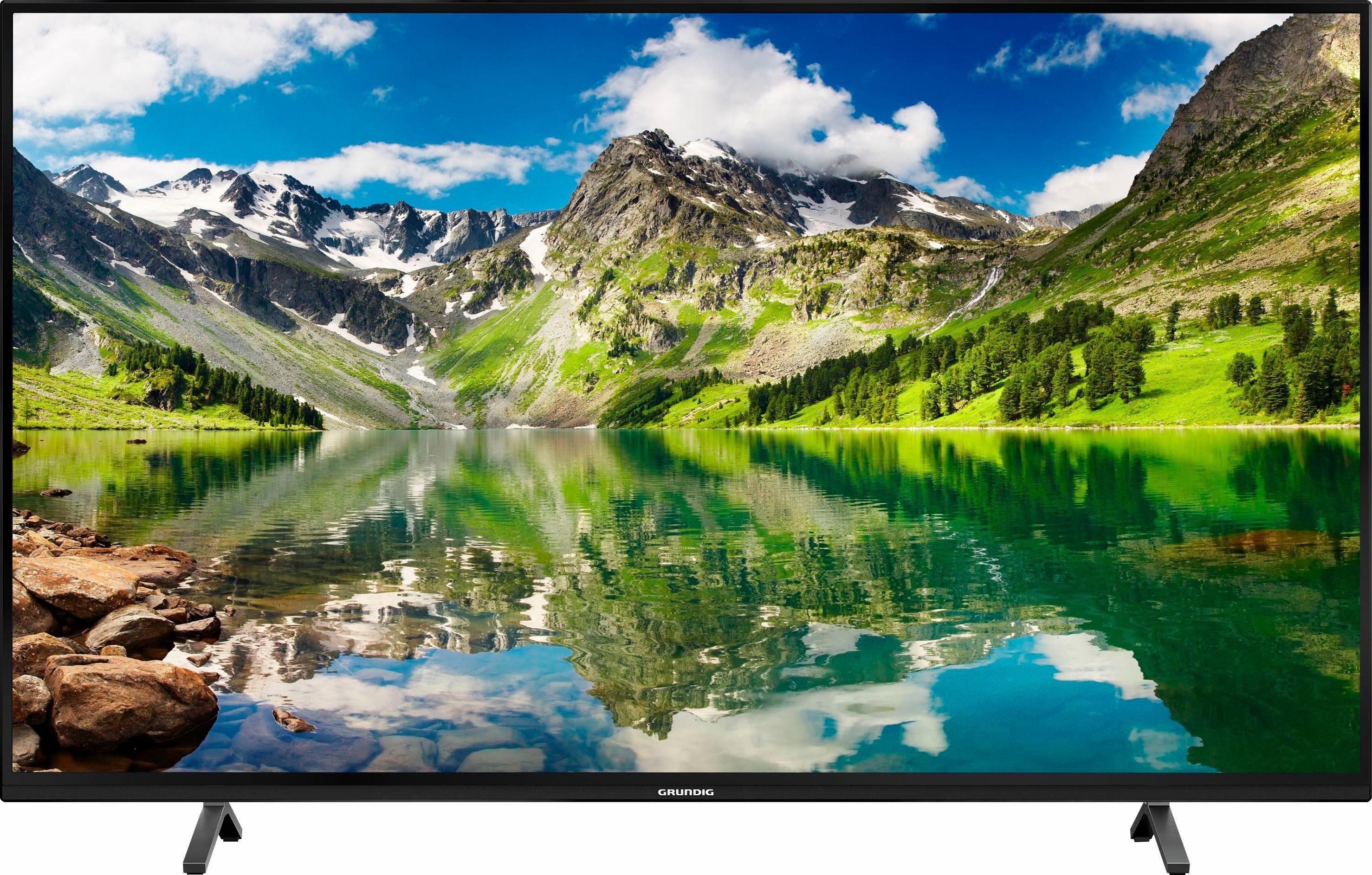 Grundig 65 VLX 7000 BP LED-Fernseher (164 cm/65 Zoll, 4K Ultra HD, Smart-TV)