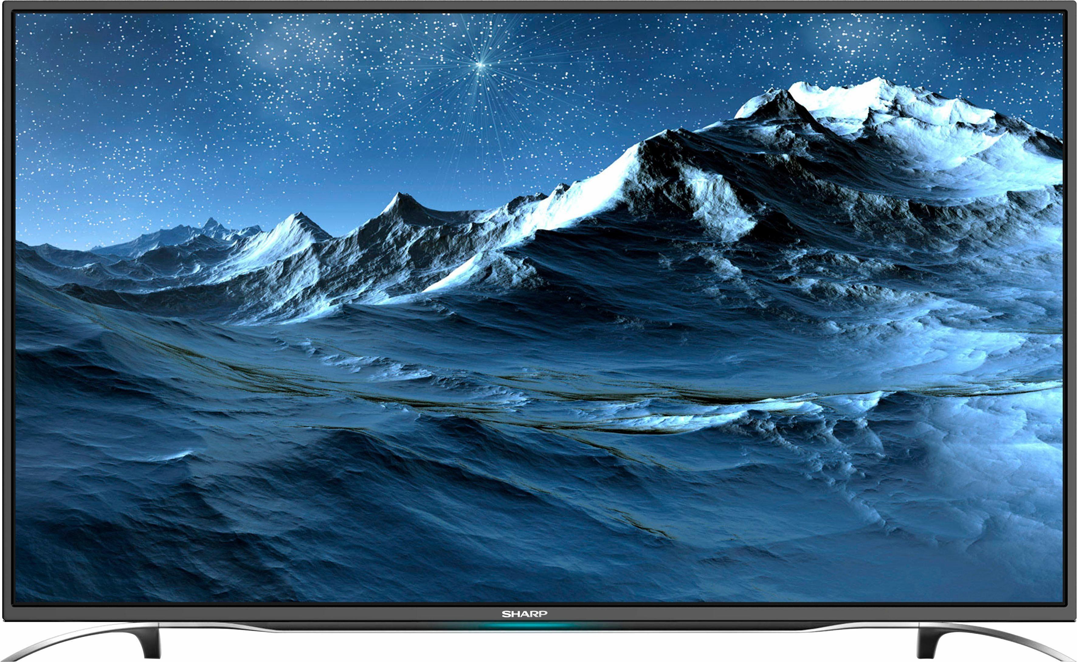 Sharp LC-55CFG6352E LED-Fernseher (139 cm/55 Zoll, Full HD, Smart-TV)