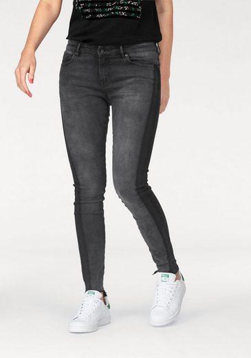 eksept Skinny-fit-Jeans ELLY STRIPE, mit seitlichem Kontraststreifen