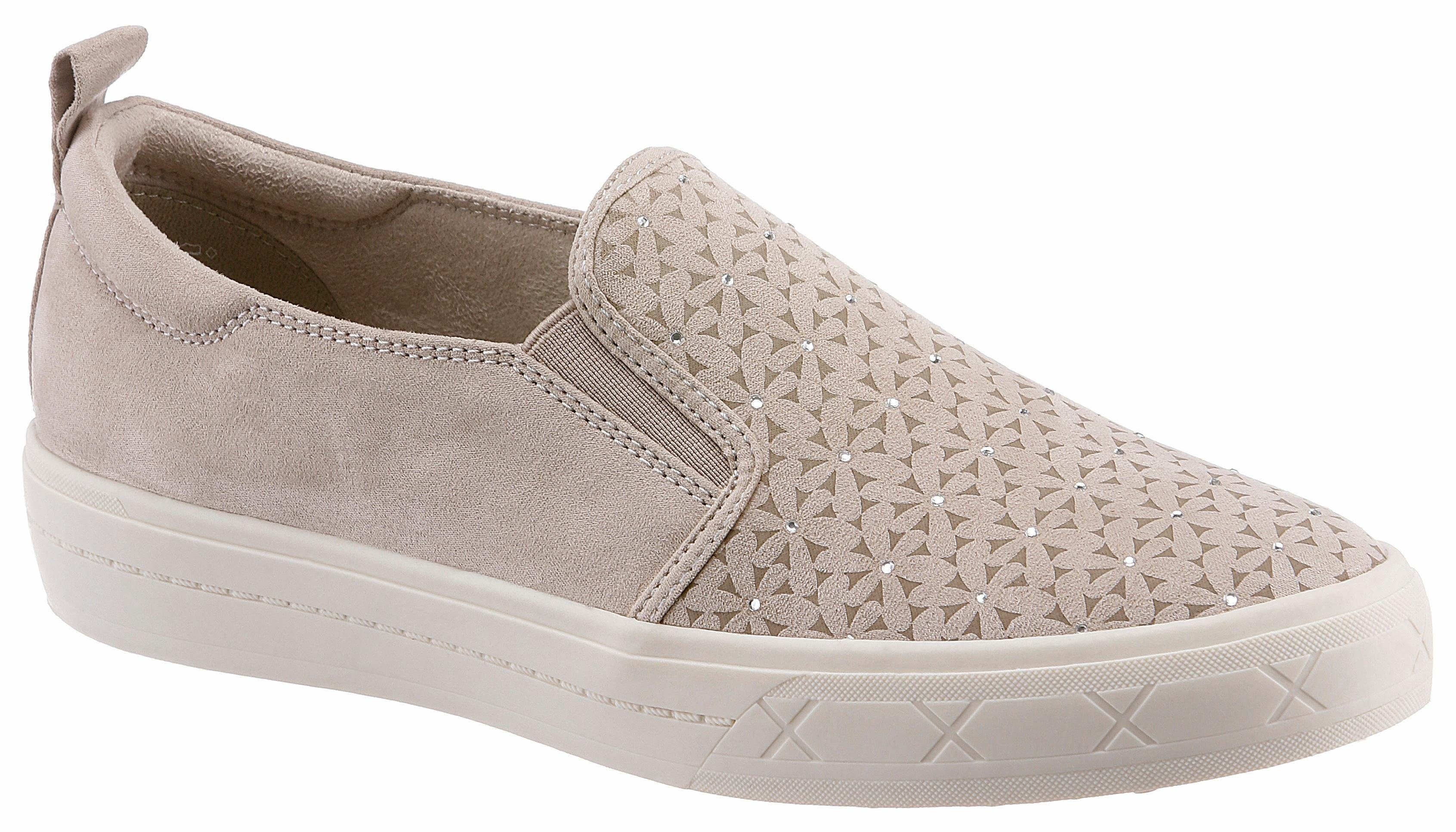 Tamaris Marras Slip-On Sneaker online kaufen  beige
