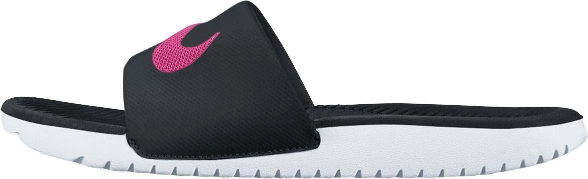 Nike Sportswear Badesandale »Wmns Kawa Slide«, rosa-grau