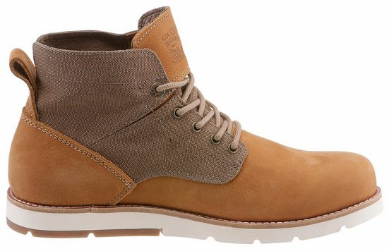 Levis® Jax Light Lace-up Boots With Removable Insole